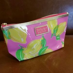 Lilly Pulitzer for Estee Lauder Cosmetic Case